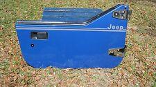 87-95 Jeep Wrangler YJ Passenger side half steel door