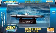 Easy Model - DKM U-Boat Tipo VIIB VII B barco de u Typ a escala 1:700 Marine U7