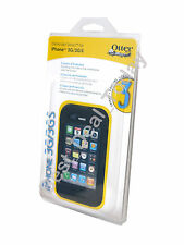 OEM OTTERBOX DEFENDER RUGGED CASE & HOLSTER/CLIP FOR APPLE iPHONE 3GS 3G-S BLACK