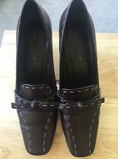 "KAREN SCOTT ""Blake""  Brown Pump Womens Shoes 7M"