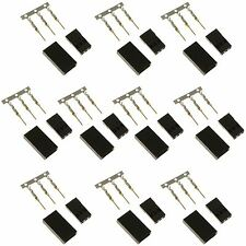 10 x Femmina JR RC Connettori Batteria SERVO