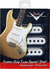 FENDER CUSTOM SHOP TEXAS SPECIAL STRAT PICKUP SET RE-ISSUE STRATOCASTER ~ NEW