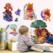 Winnie The Pooh Vinyl Art Wall Stickers Decals Living Room Home Decor Removable