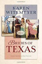 Brides of Texas Tailor Made,Short Straw,Stealing Preacher (pb) Karen Witemeyer