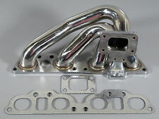 New Stainless Turbo Exhaust Manifold For Nissan 240SX Silvia S13 S14 S15 SR20DET