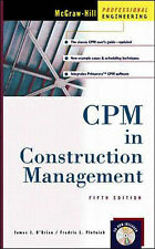 CPM In Construction Management-ExLibrary