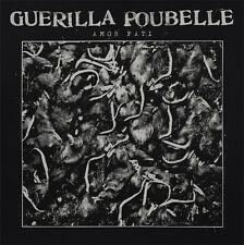GUERILLA POUBELLE AMOR FATI DIY PUNK ROCK LABEL LP VINYLE NEUF NEW VINYL