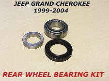 FOR JEEP GRAND CHEROKEE WJ WG 99- REAR OUTER WHEEL BEARING HALF SHAFT SEAL KIT