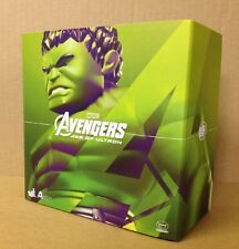 "Hot Toys Touma Artist Mix Avengers Age Of Ultron 6"" HULK (AMC 013) Figure NEW"