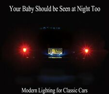 Fiat X1/9 LED Exterior Lighting Kit