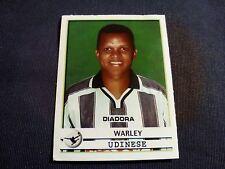 Figurina Calciatori Panini 2001/2002 Aggiornamento UDINESE WARLEY