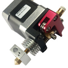 0.4mm Nozzle Extruder with Stepper Motor Hotend for RepRap Prusa  i3 3D Printer
