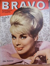 BRAVO 39- 1962 (1) Elke Sommer Tony Curtis Janet Leigh Jeffrey Hunter James Dean
