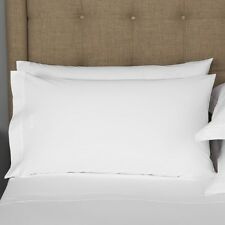 Frette Hotel Classic Pillowcase Set (Standard - White)