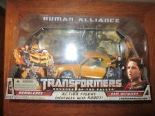Hasbro Transformers 2 Revenge of the Fallen Human Alliance: Bumble Bee Rare New