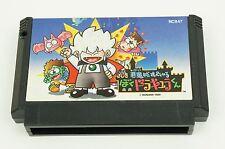Akumajo Special Boku Dracula kun NES Konami Nintendo Famicom Japan USED