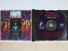 Lords of the New Church-killer Lords CD ccscd 347