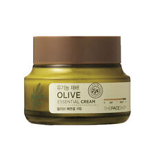 [The FACE Shop] Olive Essential Cream 50ml Thefaceshop