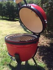 Kamado King small kamado bbq smoker green egg kamado joe vision primo grill dome