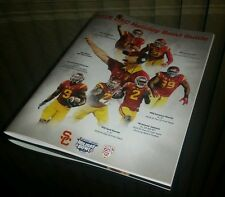USC Trojans 2015 postseason Football Media Guide