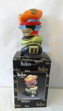 The Beatles Vandor 2001 Trendsetters Coin Bank MIB #G654