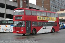 Wardle Transport ex Nottingham City Transport P490 CVO Bus Photo