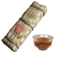 Ya'an Tibetan Tea Natural High Mountain Dark Tea Bamboo skin basket 200g