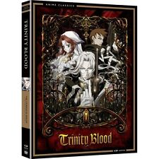 Trinity Blood: The Complete Series [4 Discs] DVD Region 1