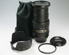 Nikon Zoom-NIKKOR AF-S DX ED VR 18-200mm f/3.5-5.6 DX Lens Excellent+