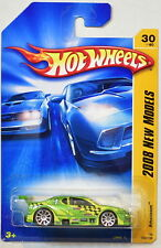 HOT WHEELS 2008 NEW MODELS AMAZOOM #30/40 GREEN