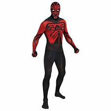 Rubies Adult Darth Maul Costume X-Large 880977 Star Wars 2nd Skin Full Body Suit