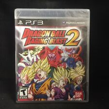 Dragon Ball: Raging Blast 2 (Sony PlayStation 3) BRAND NEW / Region Free