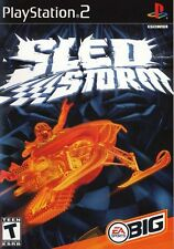 Sled Storm - Playstation 2 Game Complete