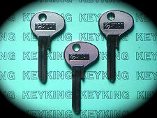 Datsun Keyblanks x 3 , Key Blank- Non Remote-Free Post