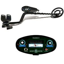 Bounty Hunter Tracker IV Metal Detector - 3 Detecting Modes 5yr Warranty - TK4