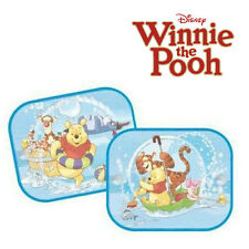 2 x Genuine Disney Winnie the Pooh Sun Shades for Car Window Blinds for Kids