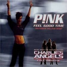 P!nk Feel good time (2003, feat. William Orbit) [Maxi-CD]