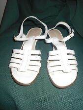 Womens Worthington Sandals Bone Color  Sz 8.5 M