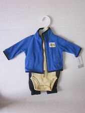 New $32.00 CARTER'S 3-Pieces Ranger Sc - Jacket, Bodysuit, Pants - Size: Newborn