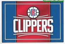 327 TEAM LOGO USA LOS ANGELES CLIPPERS STICKER NBA BASKETBALL 2017 PANINI