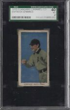 1910 E93 HUGH JENNINGS SGC 40 VG 3 ~Detroit Tigers~