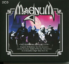 MAGNUM THE ESSENTIAL COLLECTION - 2 CD BOX SET - IN THE BEGINNING, REBORN & MORE