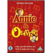 OLIVER & ANNIE 2 DVD SPECIAL EDITION MUSICAL SINGALONGS