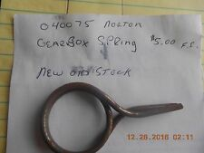 040075 norton vintage gear box spring