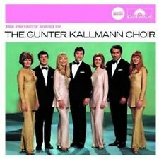 GUNTER KALLMANN CHOIR - THE FANTASTIC SOUND OF (JAZZ CLUB)  CD NEU