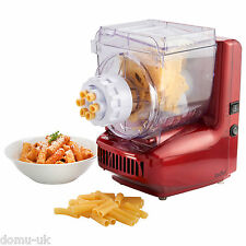 VonShef Electric Pasta Maker Professional Spaghetti Noodle Machine 6 Attachments