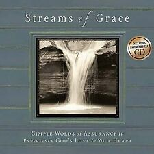 Streams of Grace: Simple Words of Assurance to Experience God's Love in Your Hea