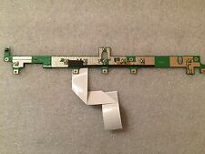 Power Board Button with Flex Cable Connect  Mal10 LS-2772 HP Pavilion DV8000