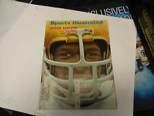 1971 Sports Illustrated Super Athlete James McAlister UCLA Cover May 17th.
