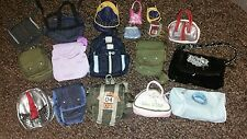 BARBIE Bratz or same size dolls  purses and bags #2